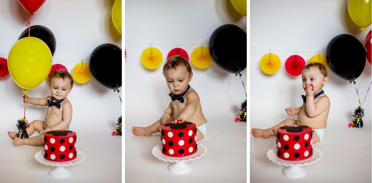 BabyLove Photography - Benjamin Cake Smash 011