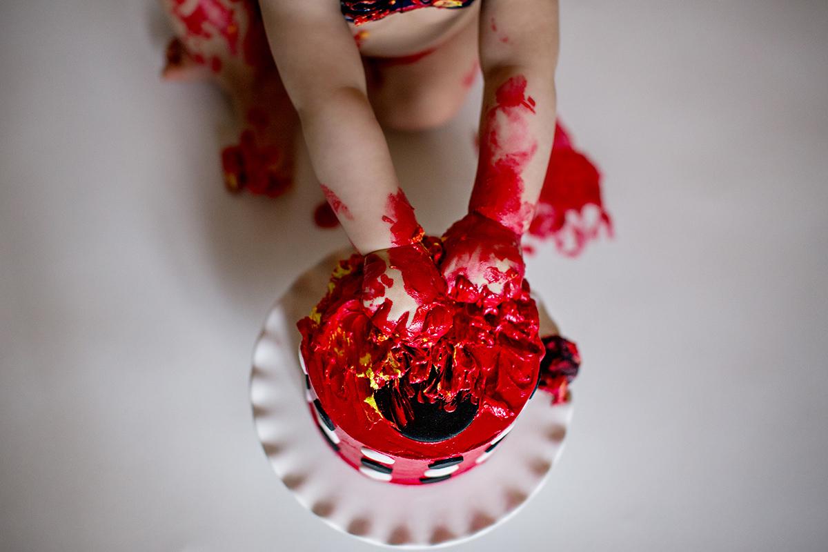 BabyLove Photography - Benjamin Cake Smash 016