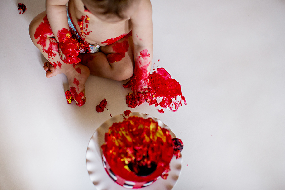 BabyLove Photography - Benjamin Cake Smash 017