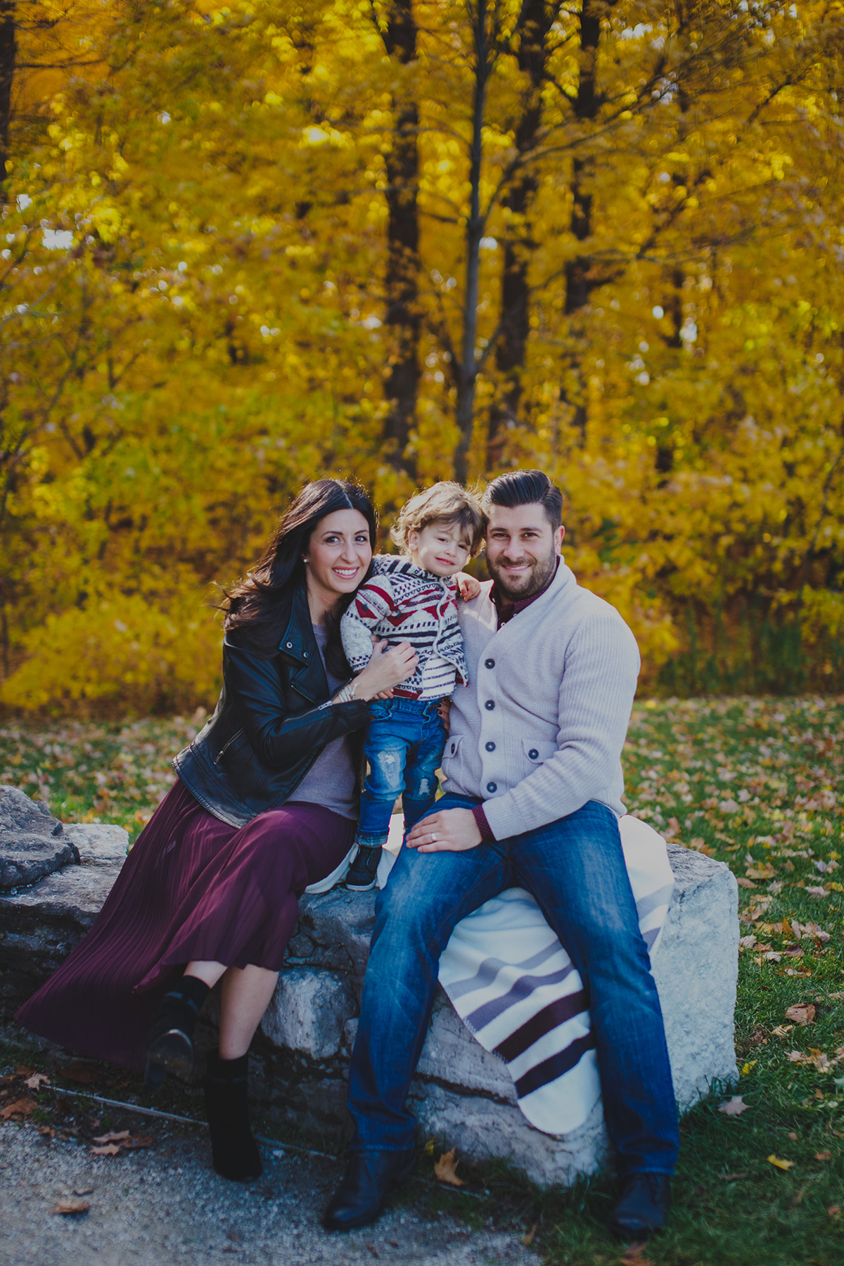 Rita Rob + Joseph - Fall Session 028