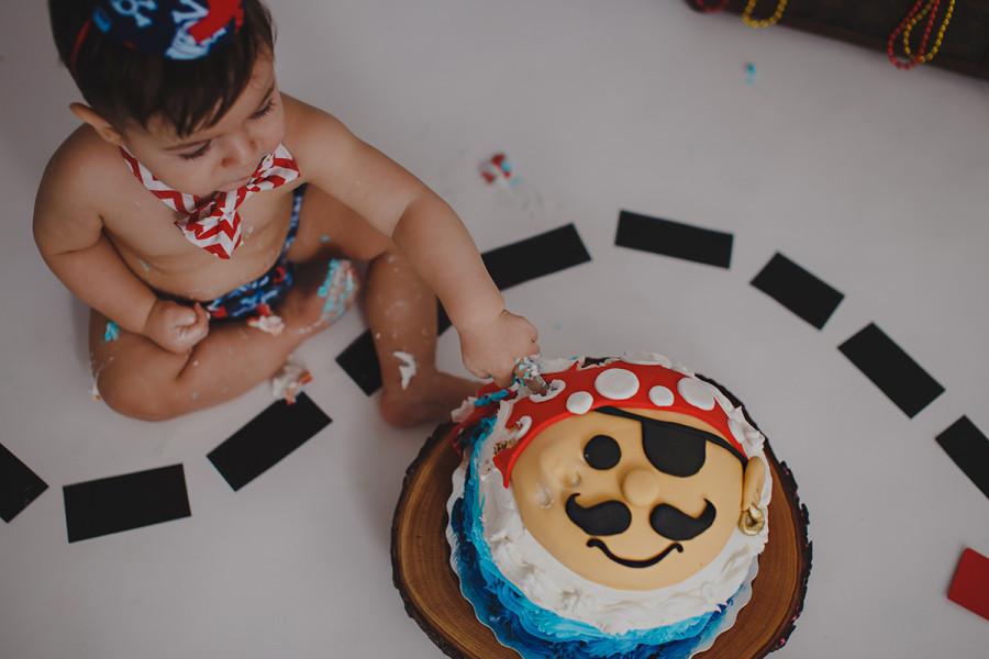 Happy First Birthday Alessio!