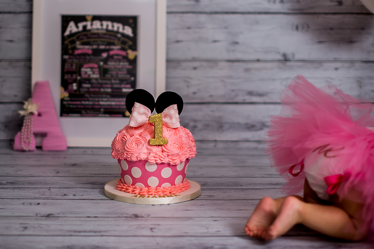 Arianna - Cake Smash - 022