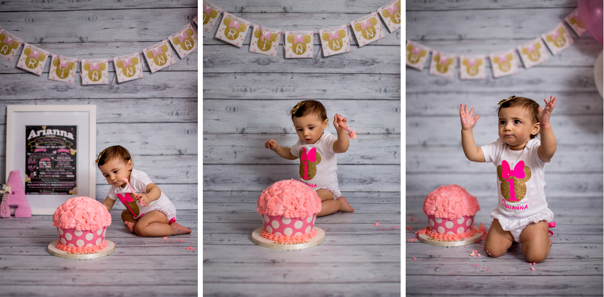 Arianna - Cake Smash - 031b