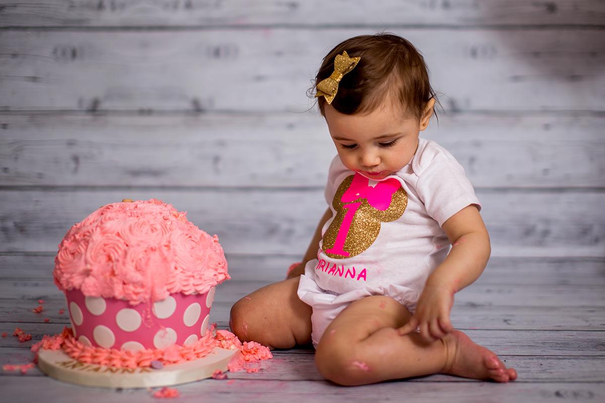 Arianna - Cake Smash - 037