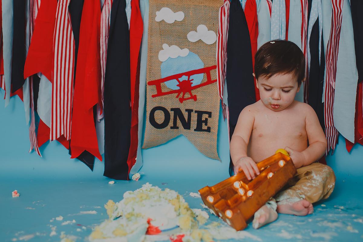 Alessandro - Cake Smash 073