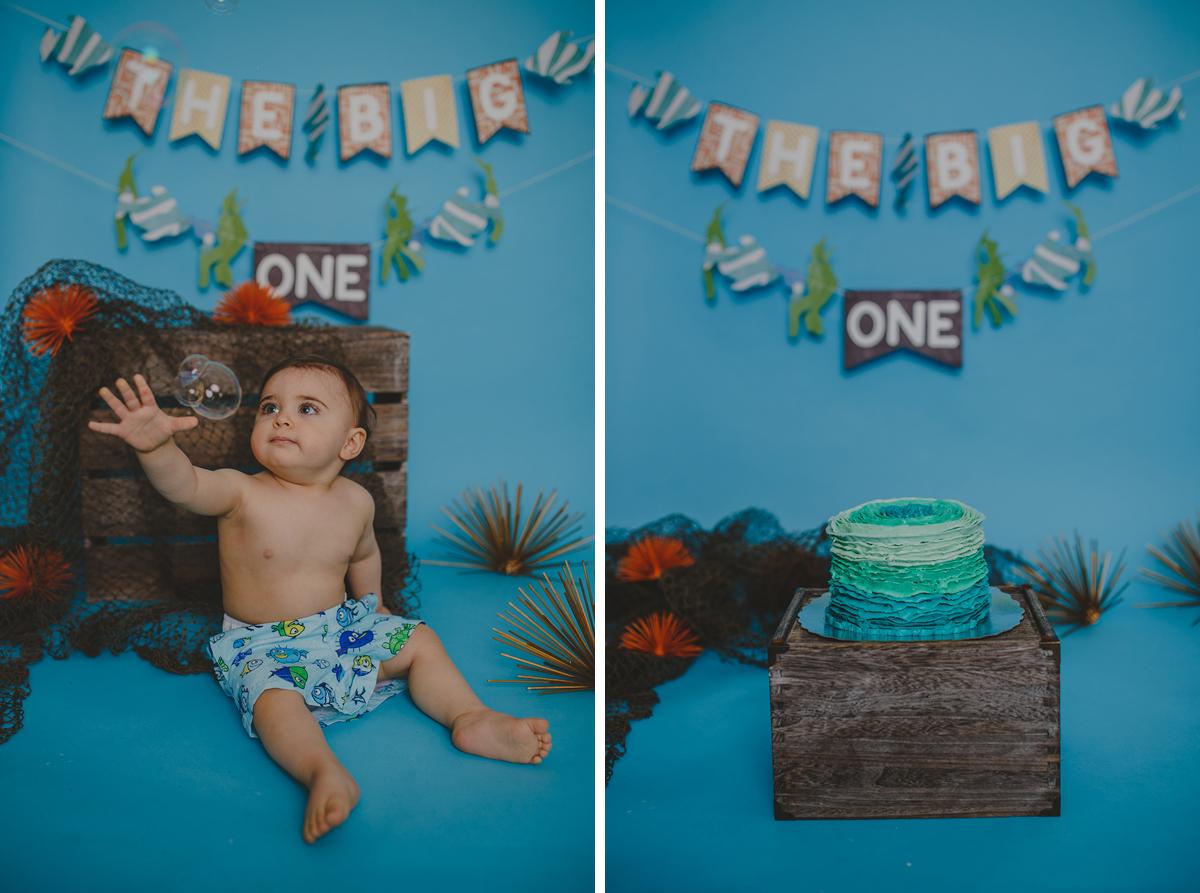 Leo Cake Smash 027b