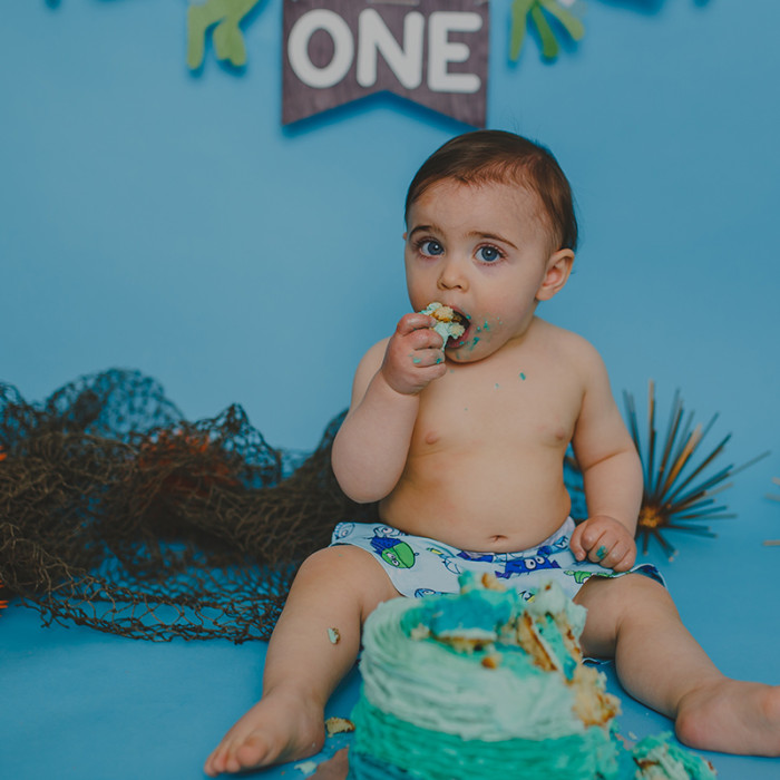 Happy 1st Birthday Leo!