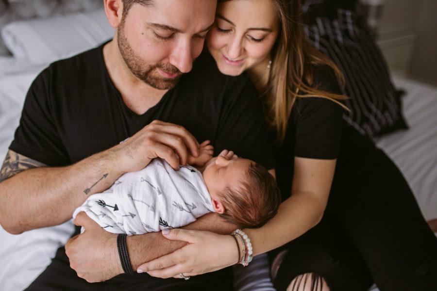 Welcome to the World Ella • Newborn Session •